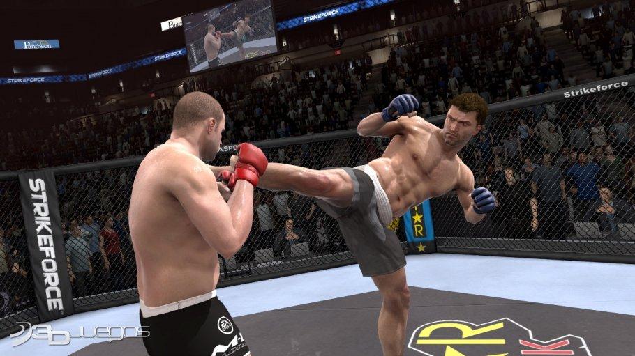 EA Sports MMA - Impresiones jugables