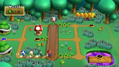 New Super Mario Bros (Nintendo Wii)