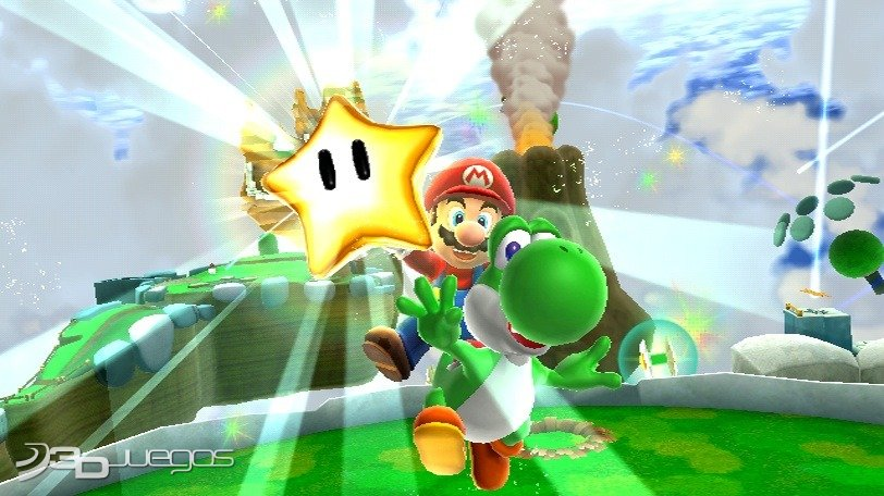 Super Mario Galaxy 2 - Impresiones Nintendo Gamer's Summit