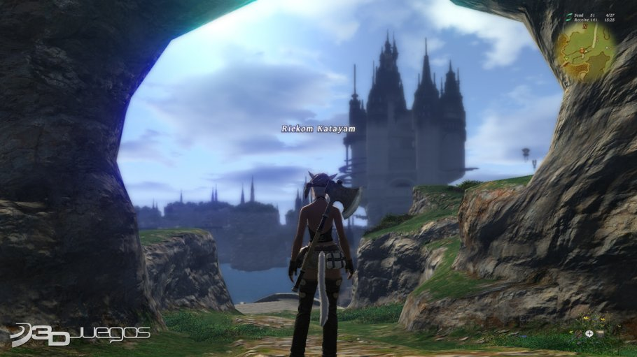 Final Fantasy XIV - An�lisis