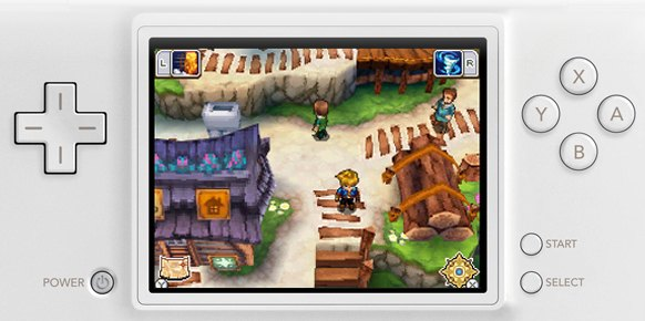 Golden Sun Oscuro Amanecer DS