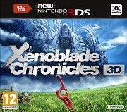 Carátula de Xenoblade Chronicles 3D - 3DS