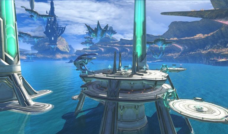 Imagen de Xenoblade Chronicles