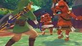 Video Zelda: Skyward Sword - El bosque de Farone (Japón)