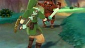 V�deo Zelda: Skyward Sword - Gameplay: En los Confines del Bosque
