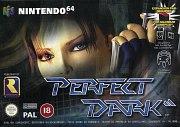 Carátula de Perfect Dark - N64