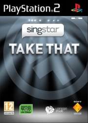 Carátula de SingStar: Take That - PS2