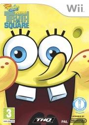 Carátula de SpongeBob's Truth or Square - Wii