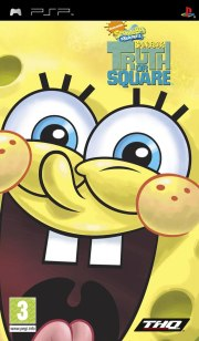 SpongeBob's Truth or Square PSP