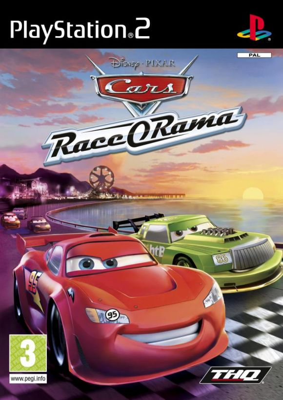 Cars Race O Rama Characters