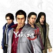 Carátula de Yakuza 4 Remastered - PS4