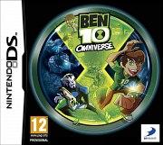 Carátula de Ben 10 Omniverse - DS