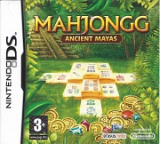 Carátula de Mahjongg Ancient Mayas - DS
