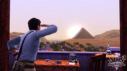 Los Sims 3 Trotamundos: Primer contacto