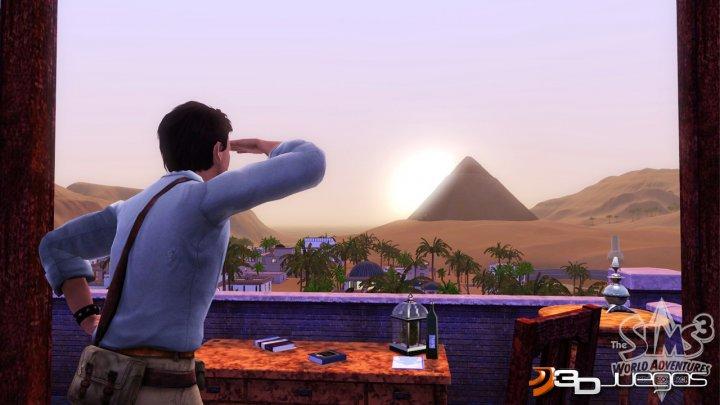 Los Sims 3 Trotamundos - Primer contacto