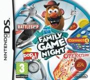 Carátula de Hasbro: Family Game Night 2 - DS