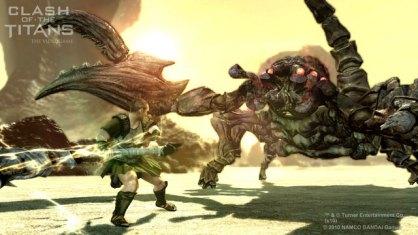 Furia de Titanes Xbox 360