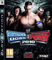 Carátula de WWE SmackDown vs. Raw 2010 - PS3