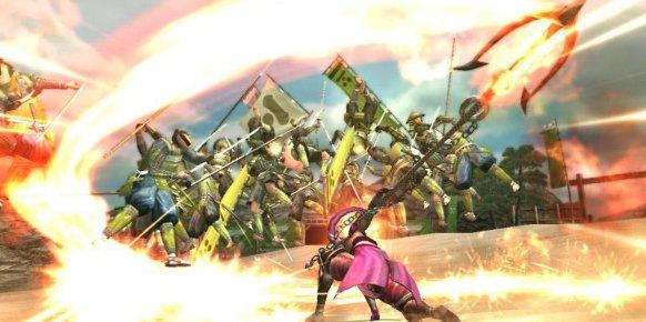 Sengoku BASARA Samurai Heroes an�lisis