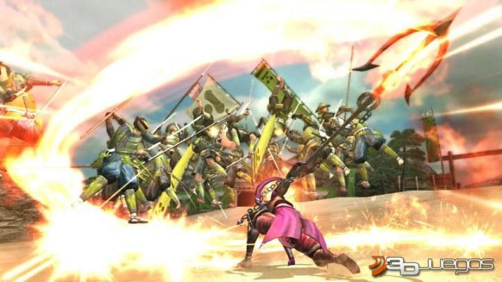 Sengoku BASARA Samurai Heroes - An�lisis
