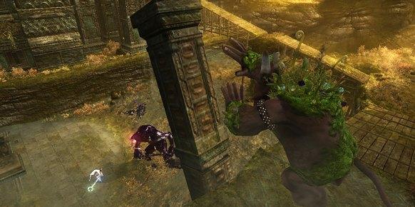 Majin and the Forsaken Kingdom PS3