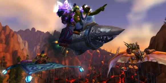 World or Warcraft: Cataclysm