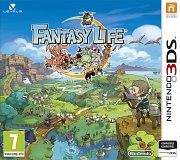 Carátula de Fantasy Life - 3DS