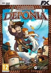 Carátula de Deponia - PC