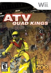 Carátula de ATV Quad Kings - Wii