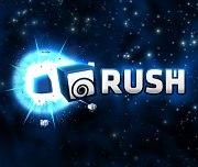 Carátula de RUSH - Wii U