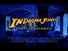 Pantalla Indiana Jones and the Fate of Atlantis