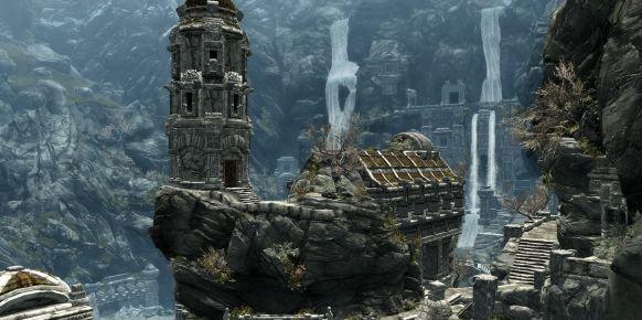 Primera imagen de The Elder Scrolls V: Skyrim