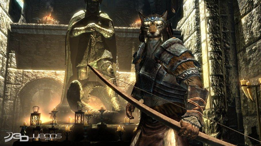 The Elder Scrolls V Skyrim - Impresiones Bethesda Gamer's Day 2011