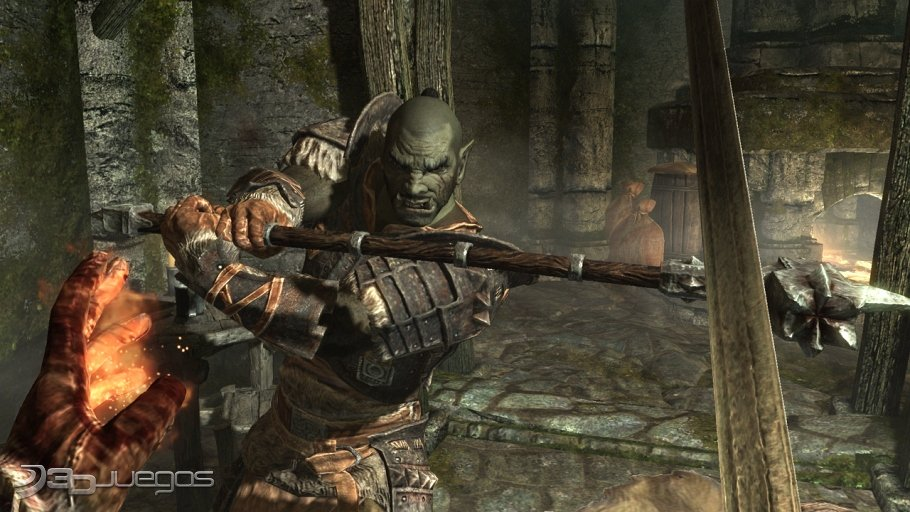 The Elder Scrolls V Skyrim - Impresiones jugables