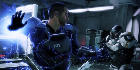 Mass Effect 3: Impresiones Gamescom