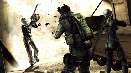 Resident Evil 5 Desperate Escape an�lisis