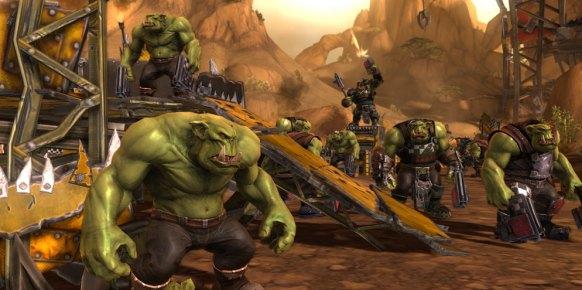 Warhammer 40K Dark Millennium: Warhammer 40K Dark Millennium: Primer contacto