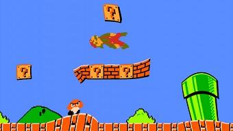 Jelly Super Mario Bros., la versión de Mario que juega con las físicas