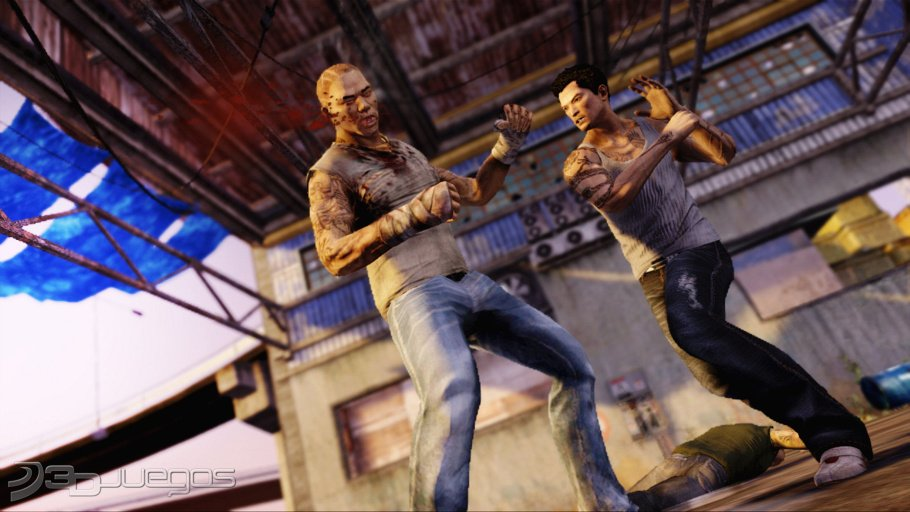 Sleeping Dogs - Impresiones jugables