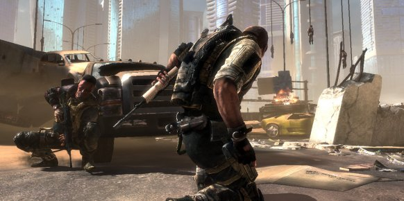 Spec Ops The Line: Spec Ops The Line: Impresiones Cooperativo