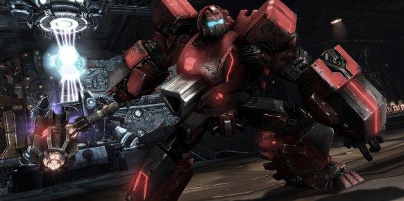 Transformers Cybertron análisis