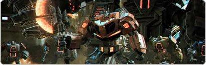 Transformers: War for Cybertron anunciado