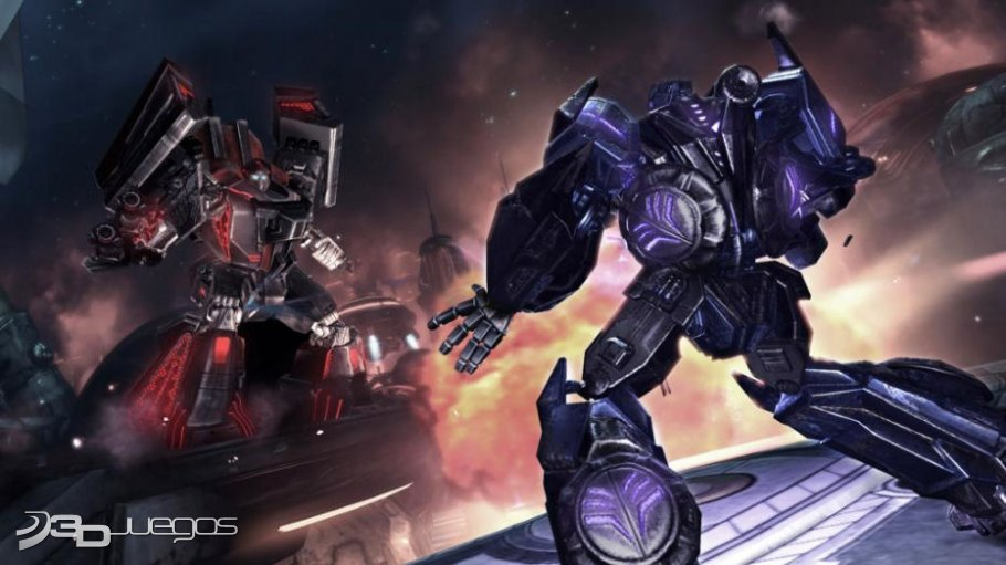 Transformers Cybertron - Impresiones jugables