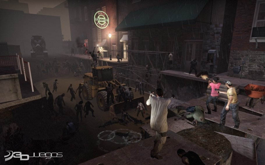 Left 4 Dead 2 The Passing - An�lisis