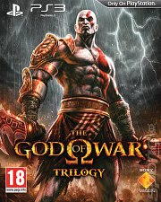 GOW 3: Ultimate Trilogy Edition