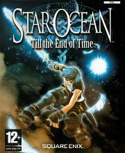 Star Ocean: Till the End of Time PS4