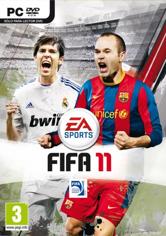 FIFA 11 para PC - 3DJuegos