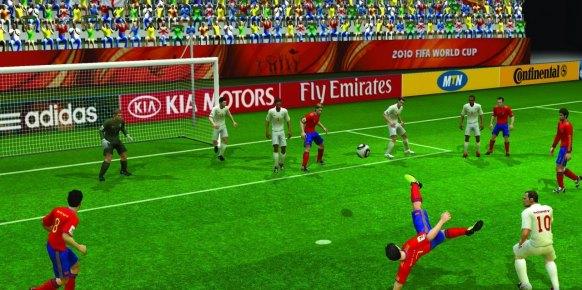 2010 FIFA World Cup an�lisis