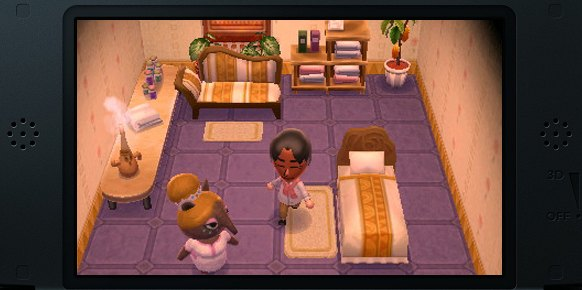 Animal Crossing New Leaf: Animal Crossing New Leaf: Impresiones jugables