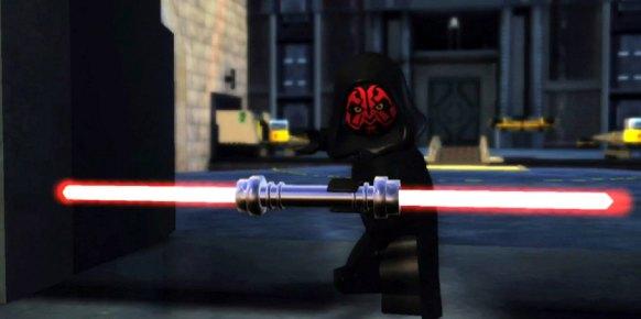 LEGO Star Wars III: Primer contacto